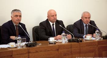 Τσαβδαρίδης - Πρέσβης Ουκρανίας - Περιφερειάρχης