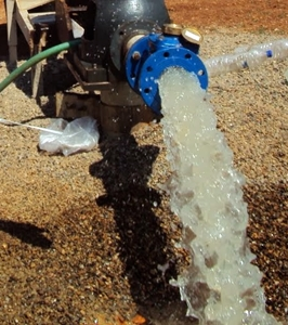 πομόνα ύδρευσης άρδευσης