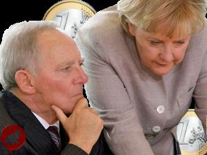 Schaeuble _Merkel