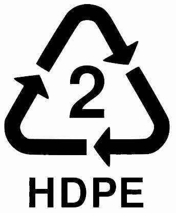 hdpe2 sign