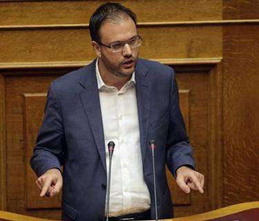 Θεοχαρόπουλος ΔΗΜΑΡ Βουλή