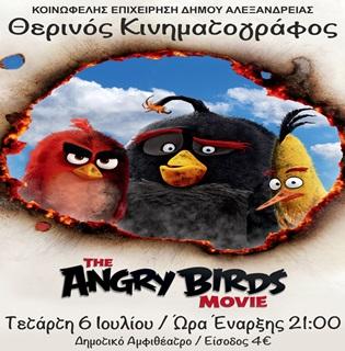 angry birds afisa