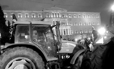 βουλή κινητοποιήσεις αγρότες