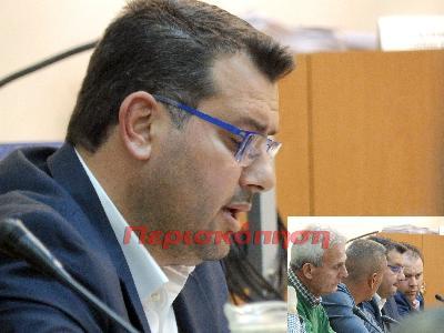 Ναλμπάντης Κ. Δημοτικό Συμβούλιο Αλεξάνδρειας 22 Μαρτίου 2017