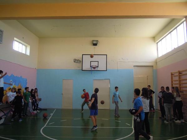 1ο Γυμνάσιο Αλεξάνδρειας 4η Πανελλήνια Ημέρα Σχολικού Αθλητισμού