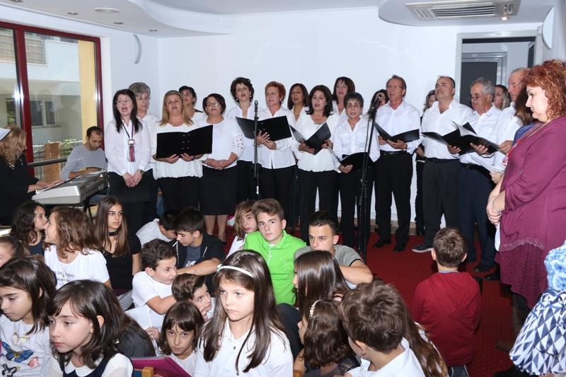 Χορωδία Ενηλίκων Μελίκης