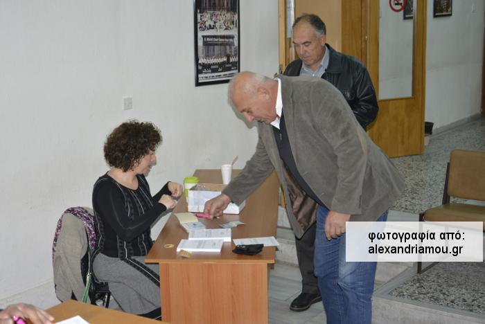 εκλογές νέου πολιτικού φορέα 2017