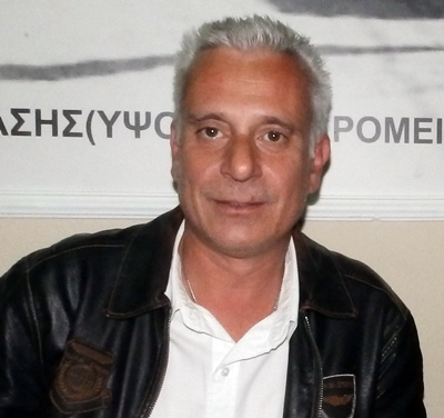 Δημήτρης Πανταζόπουλος