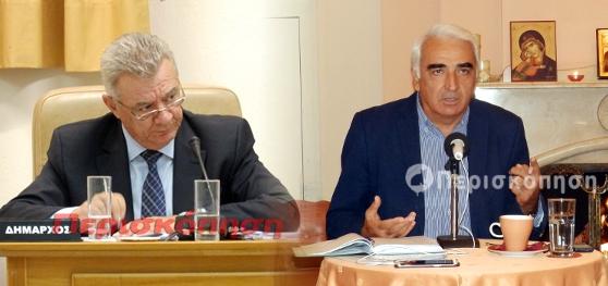 Παναγιώτης Γκυρίνης  Μιχάλης Χαλκίδης  Δήμος Αλεξάνδρειας