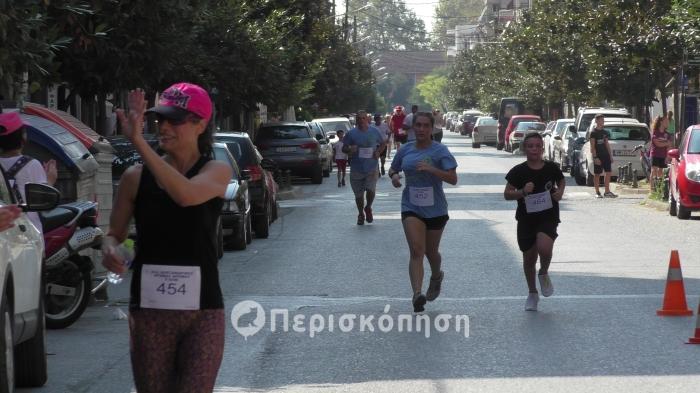 2ος Αλεξανδρινός Αγώνας Δρόμου