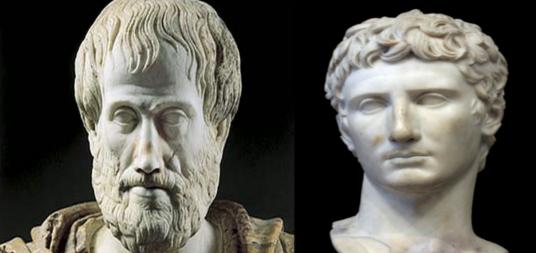Αριστοτέλης – Μέγας Αλέξανδρος