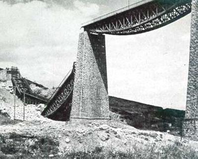 γέφυρα Γοργοποτάμου 1942