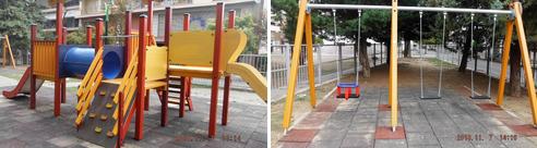 Σε εξέλιξη εργασίες συντήρησης παιδικών χαρών Δήμου Αλεξάνδρειας