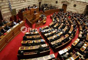 """""""Όχι στην κατάργηση των συλλογικών συμβάσεων εργασίας"""" - κατάθεση Ερώτησης με 37 ακόμα βουλευτές του ΣΥΡΙΖΑ"""