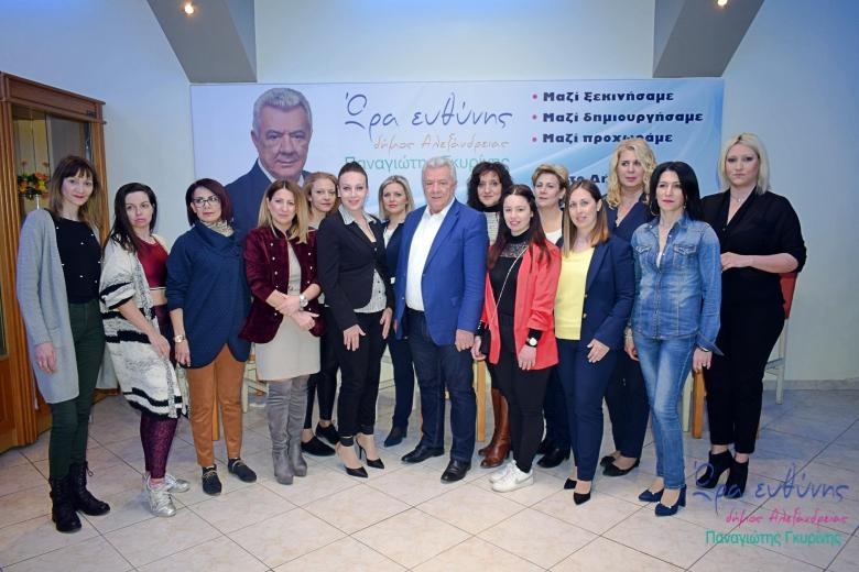 Γκυρίνης δημοτικές εκλογές 2019
