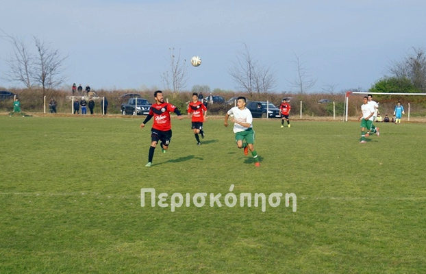 Ποδόσφαιρο αγώνας α' τοπικής κατηγορίας