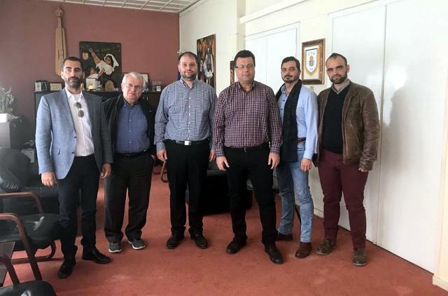 Πράξεις για την Μακεδονία Την Ημαθία επισκέφτηκε για μια ακόμη φορά ο υποψήφιος περιφερειάρχης Χρήστος Παπαστεργίου