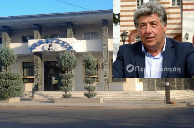 Στέφανος Γκιουρτζής αντιδήμαρχος Αλεξάνδρειας