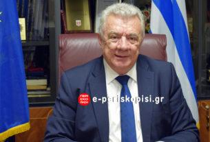 Αίτημα Γκυρίνη σε Αυγενάκη για ενίσχυση των αθλητικών σωματείων του Δήμου Αλεξάνδρειας