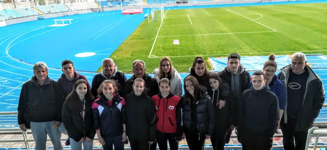 Β' φάση Πανελλήνιων Σχολικών Αγώνων Κλασικού Αθλητισμού