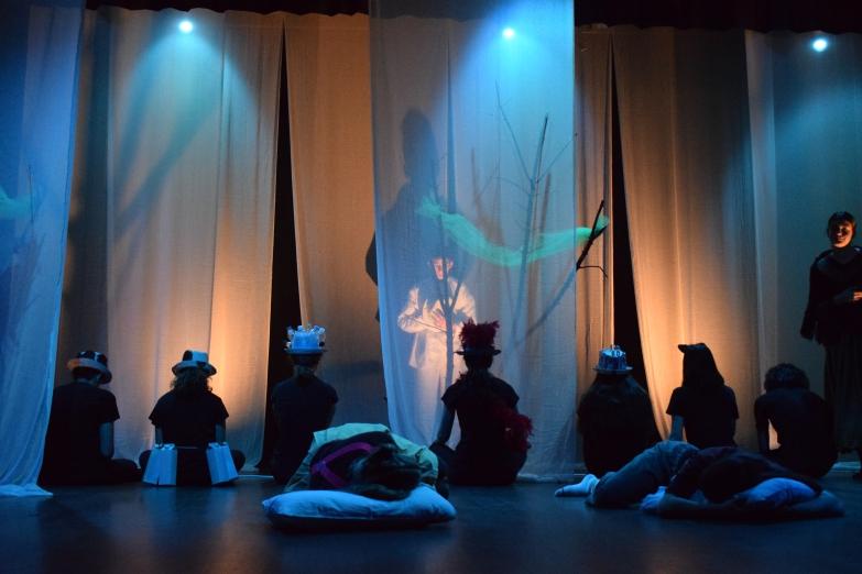 θεατρική ομάδα του 2ου Γυμνασίου-Λυκείου Αλεξάνδρειας