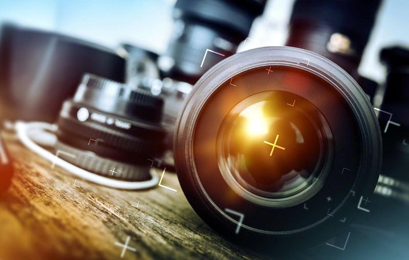 φωτογραφική μηχανή φακός