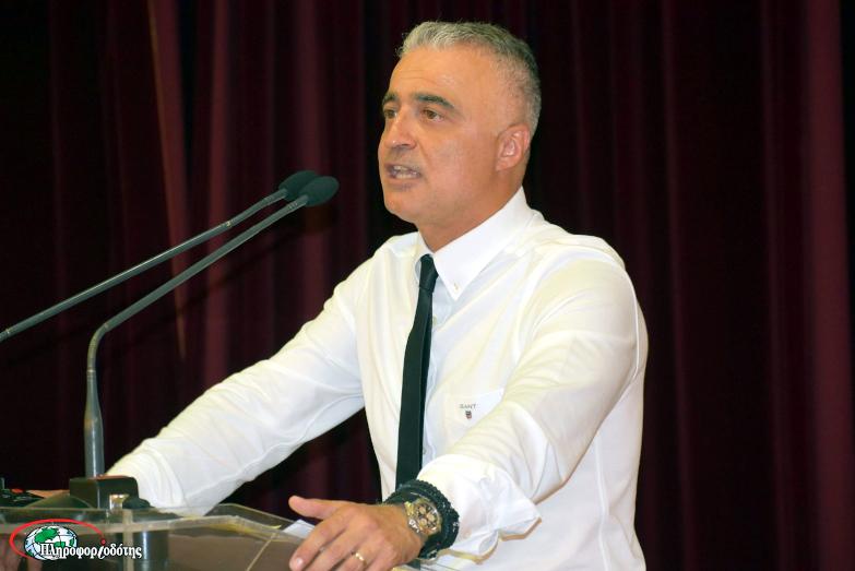 Λάζαρος Τσαβδαρίδης Ημαθία Νέα Δημοκρατία