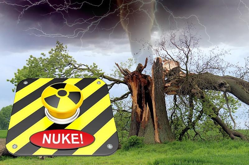 πυρηνικά κυκλώνες