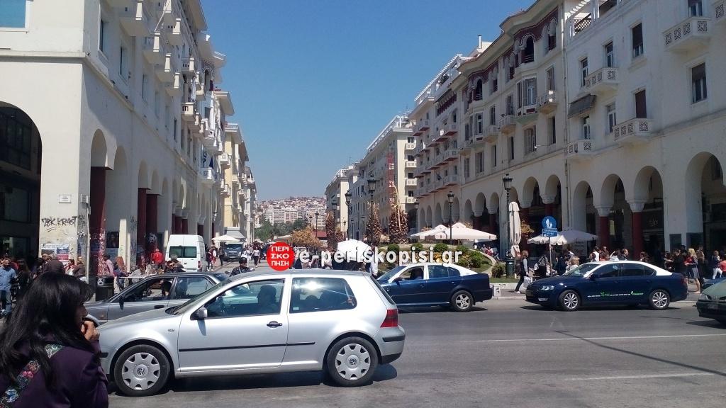 Πλατεία Αριστοτέλους Θεσσαλονίκη