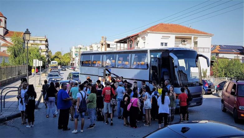 Κατασκηνωτικό Πρόγραμμα για παιδιά ΑΜΕΑ Δήμου Αλεξάνδρειας