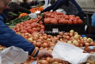 Ποιοι έμποροι και επαγγελματίες θα είναι στη λαϊκή της Μελίκης στις 22 Οκτωβρίου