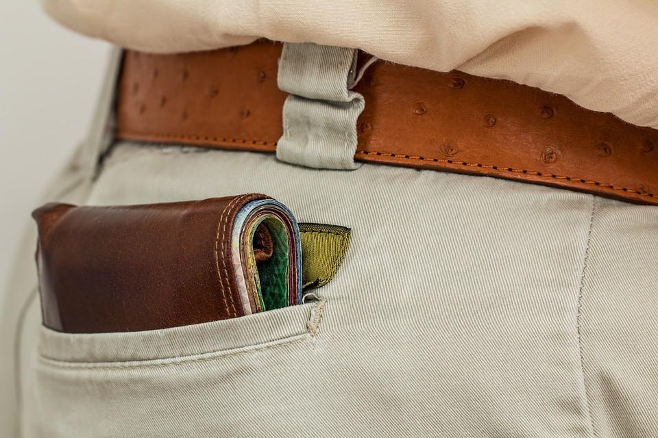 πορτοφόλι τσέπη