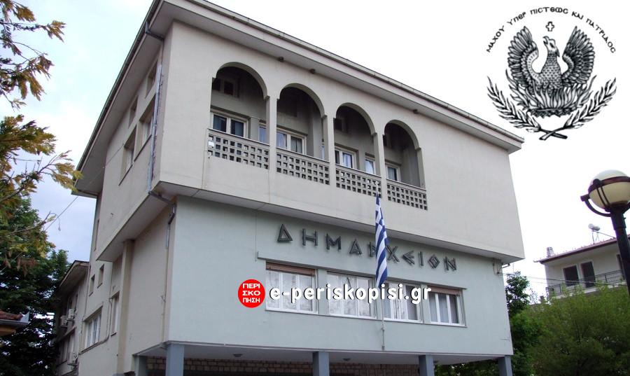 Δημαρχείο Νάουσας
