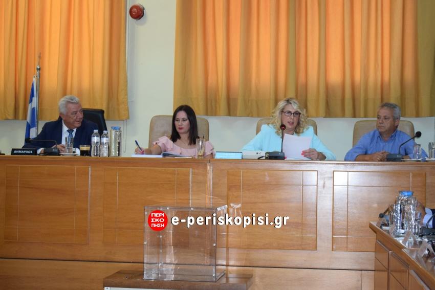 Δημοτικό Συμβούλιο Αλεξάνδρειας