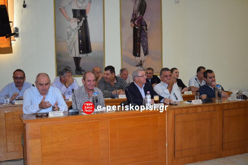 Δημοτικό Συμβούλιο Αλεξάνδρειας 2019