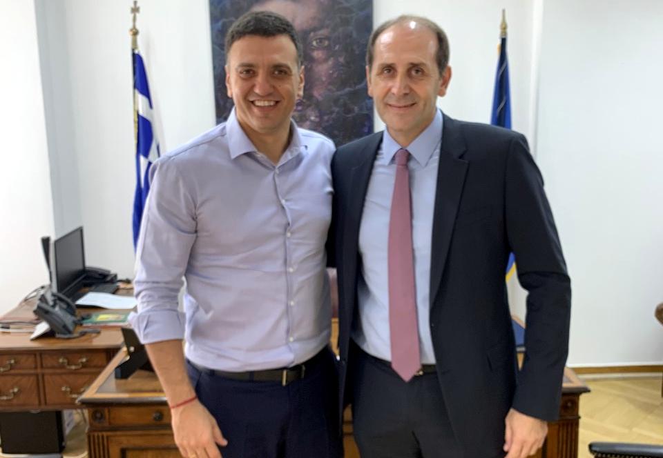 Βεσυρόπουλος Κικίλιας