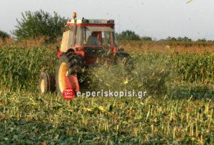 """""""Μαχητικά έτοιμοι"""" δηλώνουν οι αγρότες της Βέροιας"""