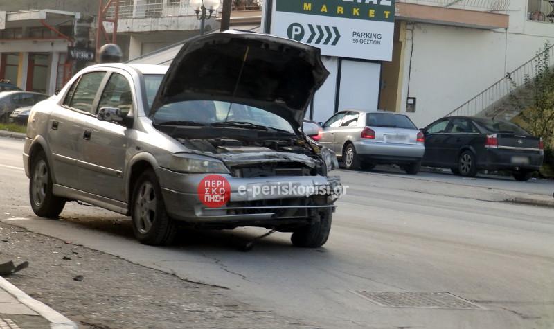ατύχημα Αλεξάνδρεια 27 Νοεμβρίου