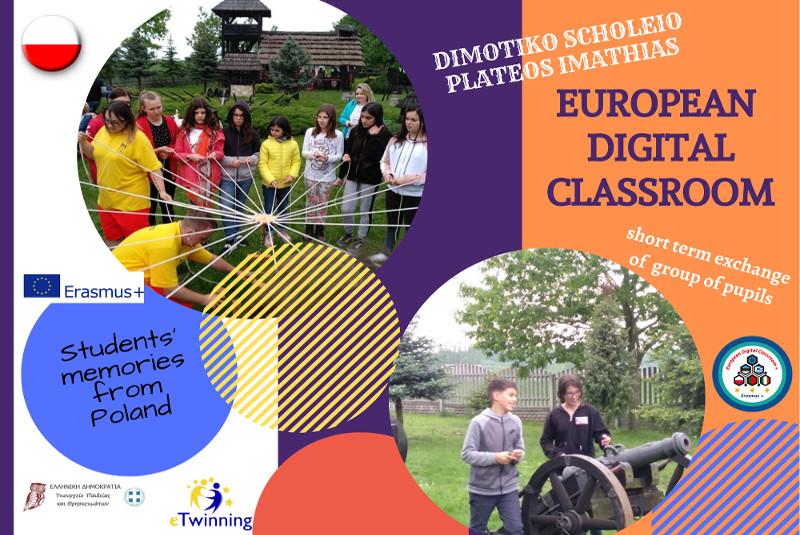 Δημοτικό Σχολείο Πλατέος Erasmus plus 2019