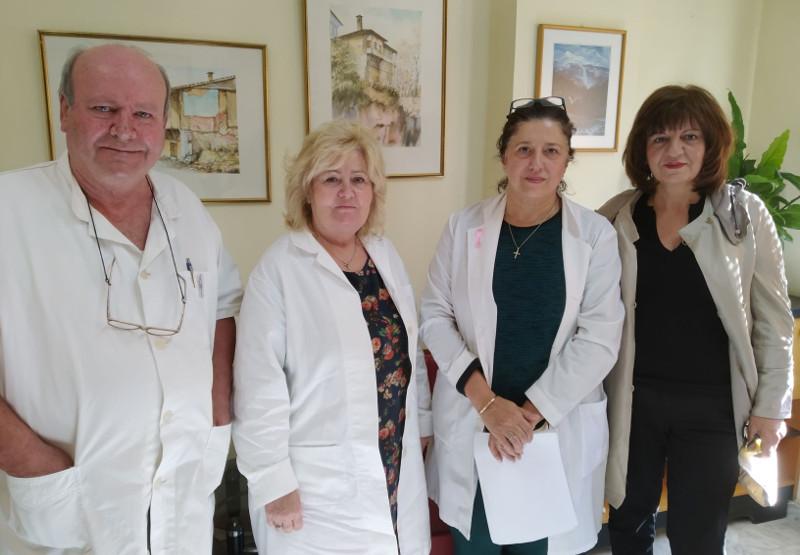 Καρασαρλίδου Κεντρο Υγείας Βέροιας