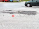Δυο σημεία σε δρόμους της Αλεξάνδρειας που πρέπει να επέμβει ο Δήμος