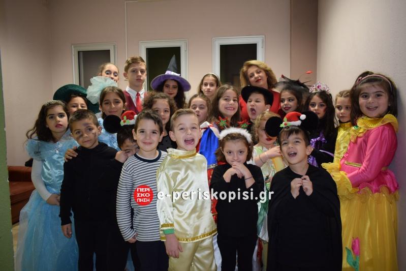 Μοναδικά χριστουγεννιάτικα μπερδέματα από την Παιδική Θεατρική Ομάδα Πλατέος
