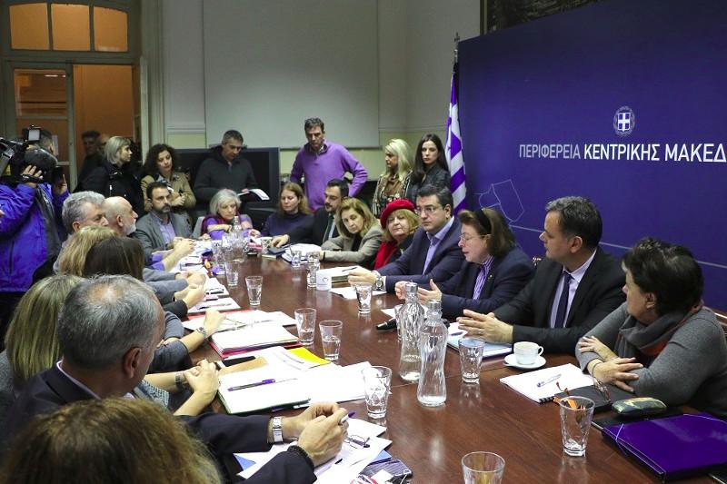 10 εκατομμύρια ευρώ για 17 έργα πολιτισμού στην Κεντρική Μακεδονία