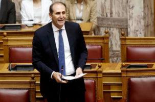 Βεσυρόπουλος Απόστολος Βουλή