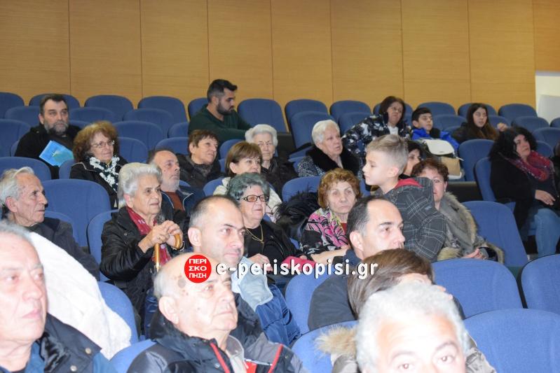 παρουσίαση βιβλίων Λάζαρος Κιτσίδης