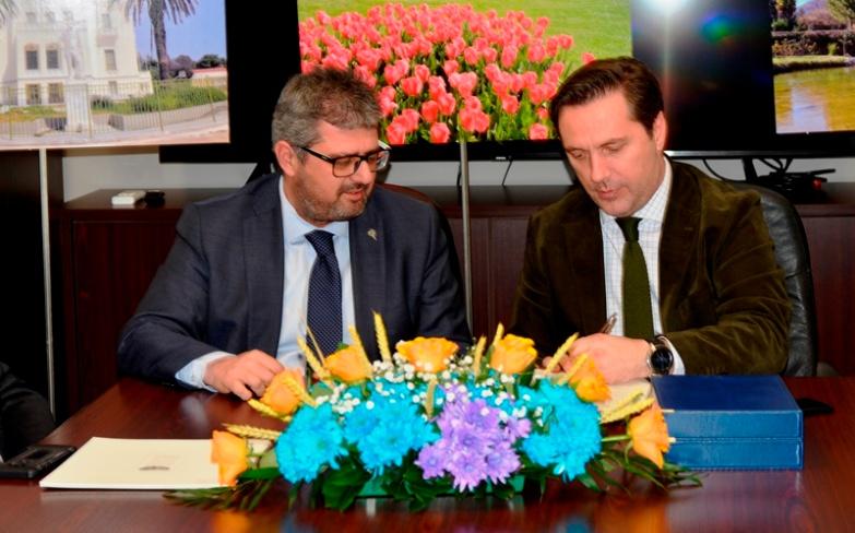 «Πράσινο» Μνημόνιο Συνεργασίας υπεγράφη μεταξύ του Δήμου Νάουσας και του Ινστιτούτου Γεωπονικών Επιστημών (ΙΓΕ)