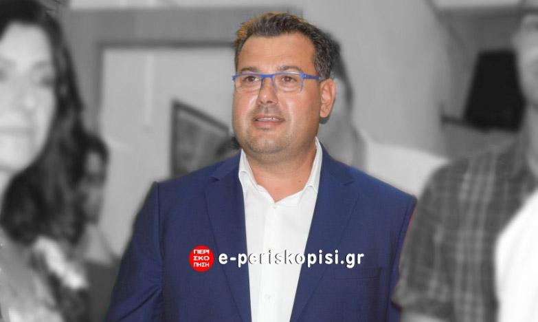 Δήλωση Κ. Ναλμπάντη για την παραίτησή του