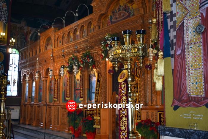 εκκλησία Αλεξάνδρεια 01012020