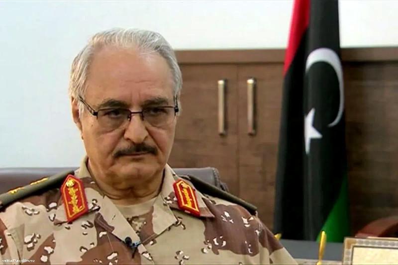 Στην Αθήνα ο Λίβυος στρατάρχης Χαφτάρ
