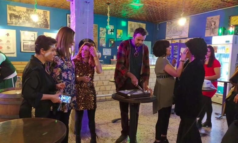 Την κοπή της πίτας με πάρτι μέχρι πρωίας συνδύασε η Λέσχη Κινηματογράφου και Πολιτισμού Αλεξάνδρειας